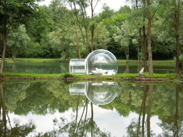Igloo Camper Tent