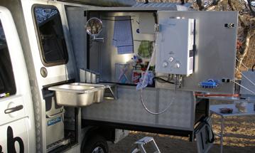 Alu Cab South African Vw Camper Camp In Style
