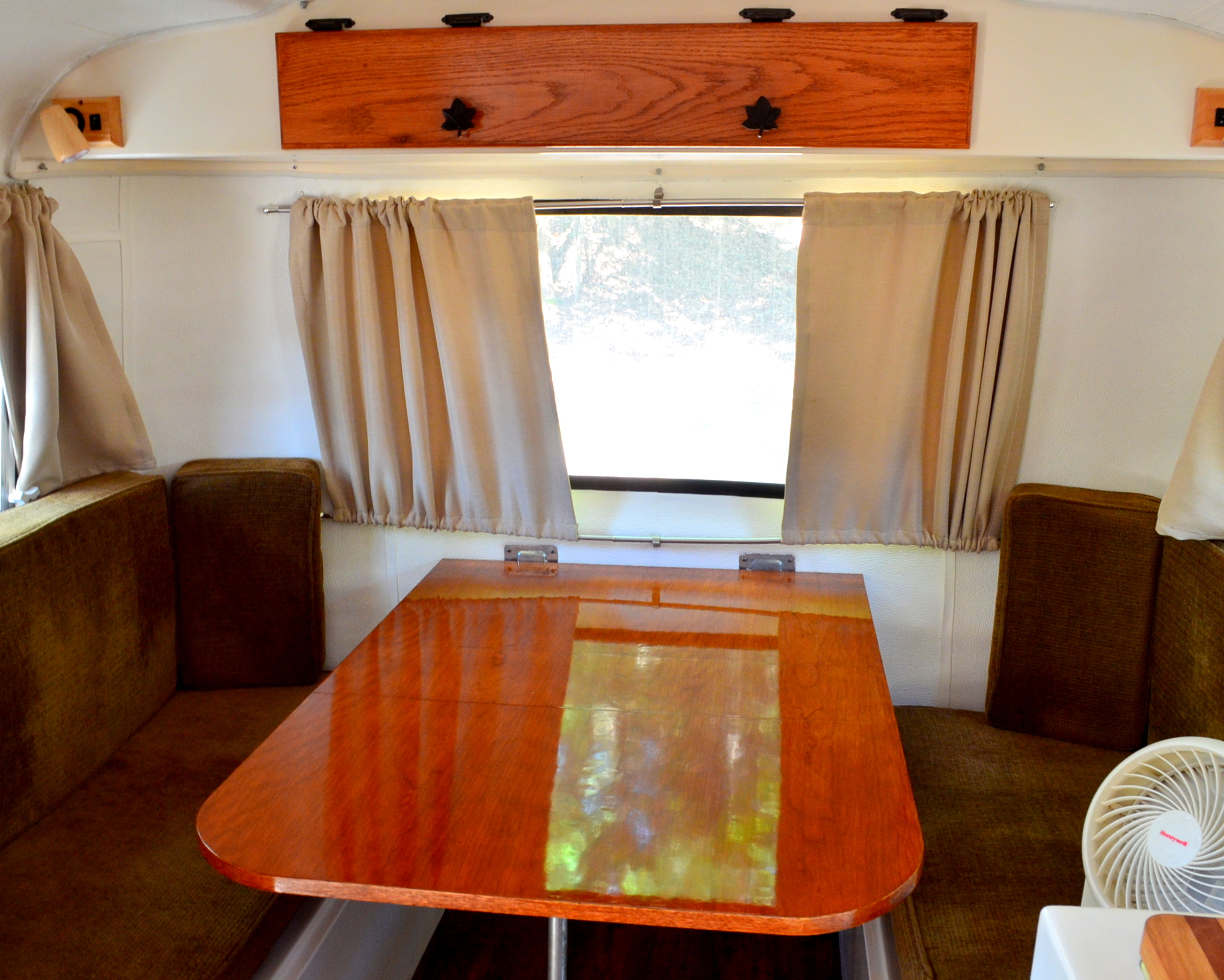 Scamp Travel Trailer Camp In Style