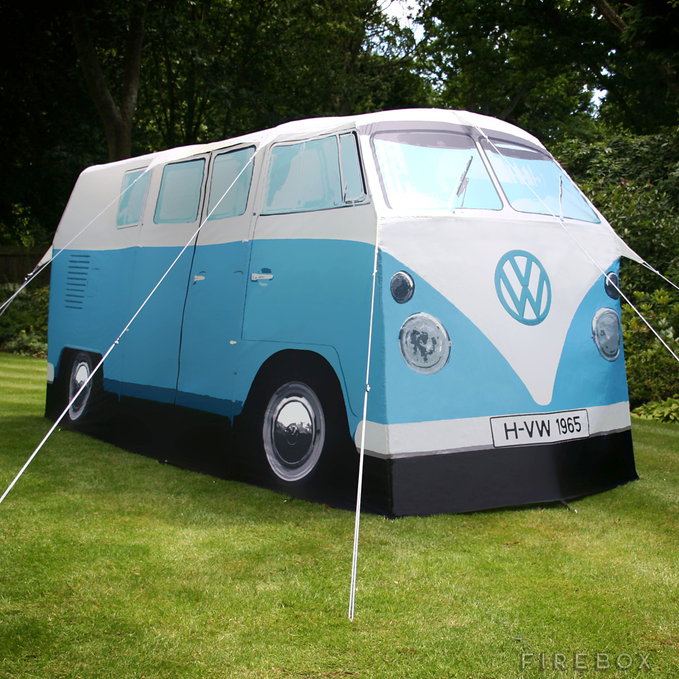 Vw bus camper trailer viewing gallery