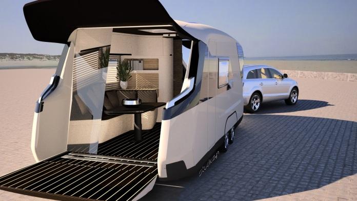 knaus tabbert: caravisio caravan | camp-in-style