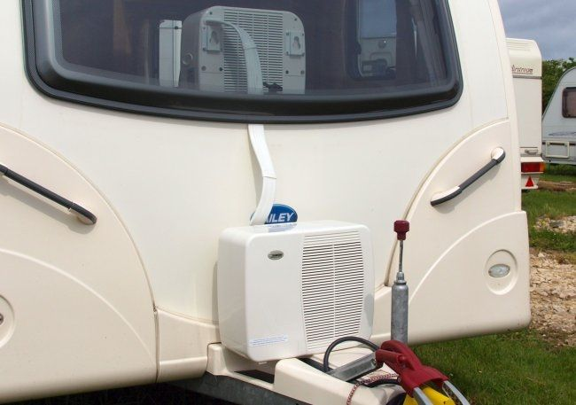 Cool My Camper Air Conditioner Camp In Style
