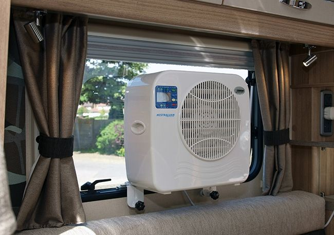 Best ac option for a camper